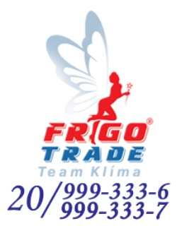 Frigo Trade Team Klíma